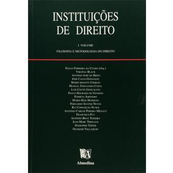 Instituições de Direito - Livro 1: Filosofia e Metodologia do Direito