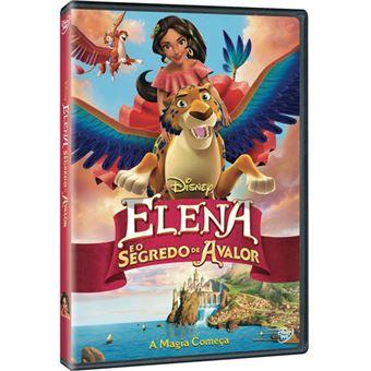 Elena e o Segredo de Avalor - DVD