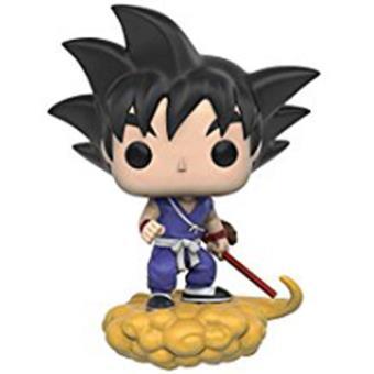 Funko Pop! Animation Dragonball Z- Goku & Flying Nimbus - 109