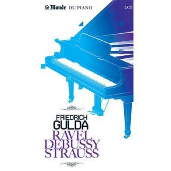 Ravel, Debussy & Strauss (2CD+Livro)