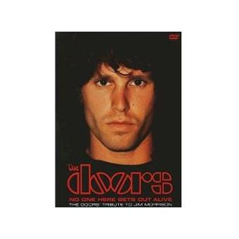 The Doors - No One Here Gets Out Alive (Tribute to Jim Morrison) - DVD Zona 2