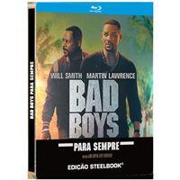 Bad Boys Para Sempre - Edição Steelbook - Blu-ray