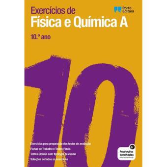 Exercícios de Física e Química A - 10ª Ano