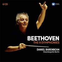 Beethoven: Symphonies Nos. 1-9  - 6CD