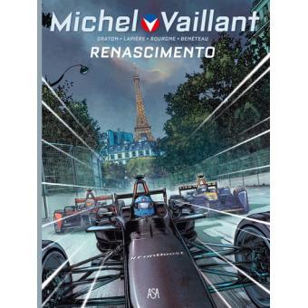 Michel Vaillant - Livro 5: Renascimento