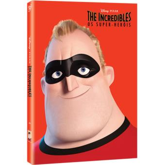 The Incredibles: Os Super Heróis - Edição Clássicos Disney - DVD