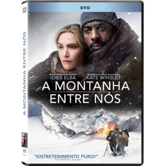 A Montanha Entre Nós - DVD