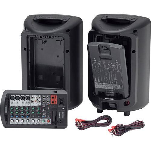 Sistema PA Portátil STAGEPAS400BT Yamaha