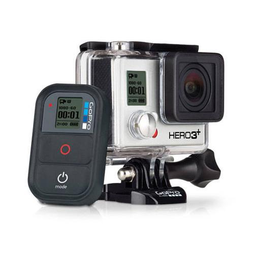 GoPro HERO3+ Black Edition Adventure - Action Cam - Compra na Fnac.pt