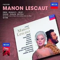 Puccini | Manon Lescaut (2CD)