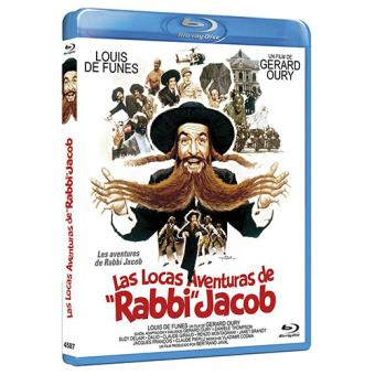 AVENTURAS DO RABI JACOB (BD)
