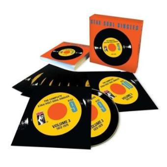 The Complete Stax/Volt Soul Singles Vol. 3 (Limited Edition 10CD)