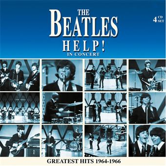 Help! In Concert - Greatest Hits 1962-1966 - 4CD