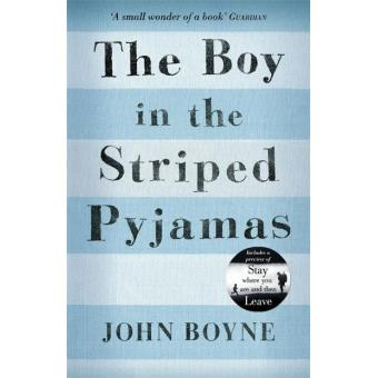 John Boyne The Boy In The Striped Pyjamas Book
