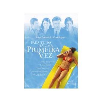 PARA TUDO HA UMA PRIMEIRA VEZ (DVD)