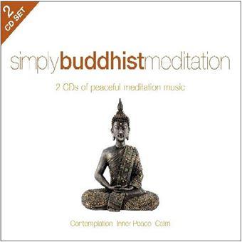 Simply Buddhist Meditation - 2CD