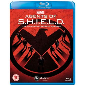 Marvel Agents of S.H.I.E.L.D.: Season 2 - 5 Blu-ray Importação