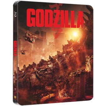 Godzilla - Steelbook (Blu-ray 3D)