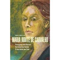 Obras Completas de Maria Judite de Carvalho - Livro 2