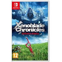 Xenoblade Chronicles: Definitive Edition - NTS