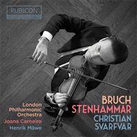 Bruch & Stenhammar: Violin Concerto & Sonata - CD