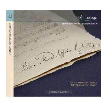 Mendelssohn Anth.ix: Dial