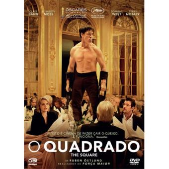 O Quadrado - DVD
