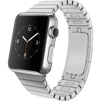 Apple Watch 38mm Aço Inoxidável | Bracelete Link