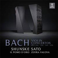Bach: Violin Concertos - CD