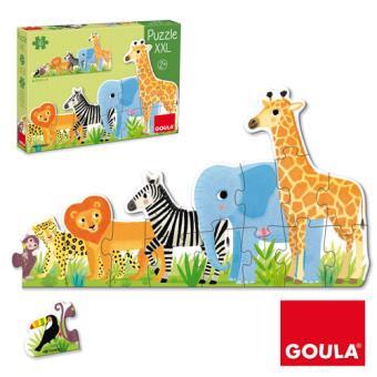 Puzzle XXL Crescente Selva - Goula