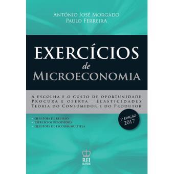 Exercícios de Microeconomia
