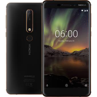 Smartphone Nokia 6.1 - 32GB - Preto