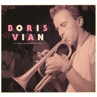 Boris Vian le Prince de Saint-Germain-des-Prés - LP 12''