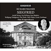 WAGNER-SIEGFRIED (4CD) (IMP)