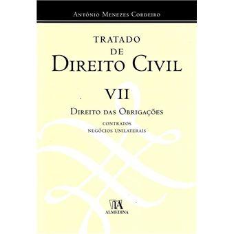 Tratado de Direito Civil Português VII