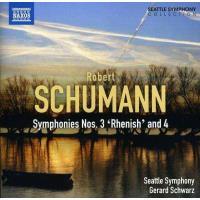 Schumann | Symphonies N.3 & 4
