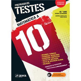 Preparar os Testes - Matemática 10º Ano