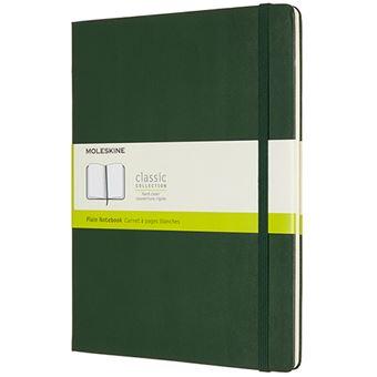 Caderno Liso Moleskine XL - Verde Myrtle