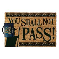 Doormat-L.O.R-You Shall Not Pass