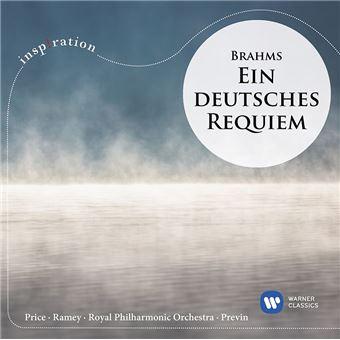 Johannes Brahms: Ein Deutsches Requiem op.45 - CD