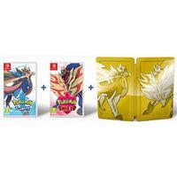 Pokémon Sword & Shield Dual Pack - Nintendo Switch