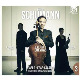 Schumann | Cello Concerto, Piano Trio No. 1