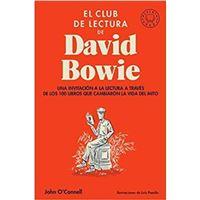 El club de lectura de david bowie