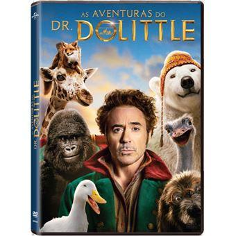 As Aventuras do Dr. Dolittle - DVD