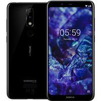Smartphone Nokia 5.1 Plus - 32GB - Gloss Preto