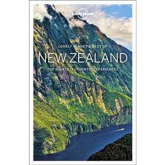 Lonely Planet Best of Guide - New Zealand