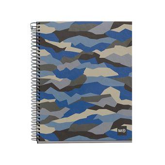 Caderno Pautado Miquelrius - Hard Rock, A4