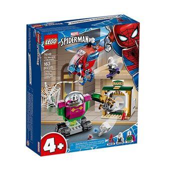 LEGO Marvel Super Heroes 76149 A Ameaça de Mysterio
