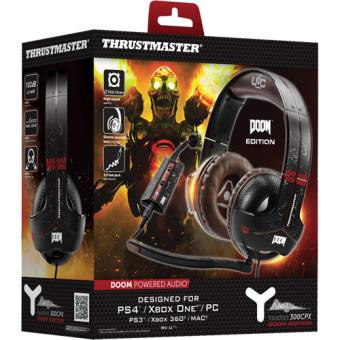 Y-300CPX Doom Edition Gaming Headset PS4/Xbox One/PC