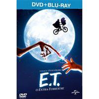 E.T. O Extraterrestre - Blu-ray + DVD